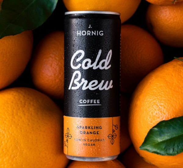 Neuigkeiten JHornig Cold Brew Sparkling Orange Professional