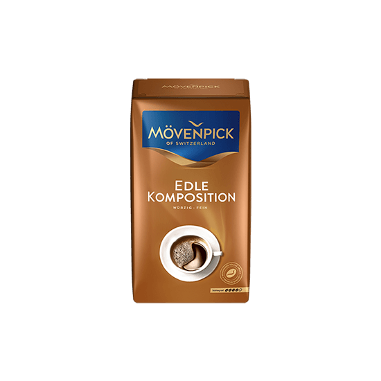 Movenpick Edle Komposition 500g Filterkaffee
